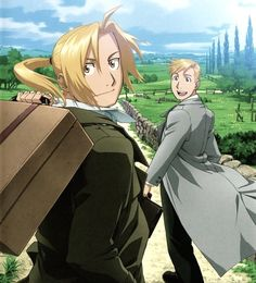Fullmetal Alchemist (Edward Elric, Alphonse Elric) – Minitokyo Source by Our Reader Score[Total: 0 Average: Related photos:Fullmetal Alchemist: Brotherhood - 10 Fullmetal Alchemist Brotherhood, Fullmetal Alchemist Mustang, Fullmetal Alchemist Alphonse, Alphonse Elric, Full Metal Alchemist, Der Alchemist, Otaku Anime, Manga Anime, Anime Art