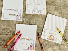 13 Custom Place Cards for Thanksgiving with Printable Templates >> http://www.diynetwork.com/decorating/how-to-make-customizable-thanksgiving-place-cards/pictures/index.html?soc=pinterest
