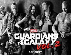 Check Out the Teaser Trailer and Poster for 'Guardians of the Galaxy Vol. 2'