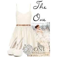 """The One"" by venturajai-1 on Polyvore"