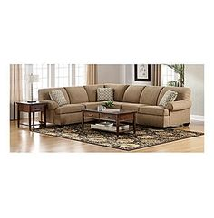 Clayton Marcus Tan Multi-Piece Sectional (Carsonu0027s)  sc 1 st  Pinterest : clayton marcus sectional - Sectionals, Sofas & Couches