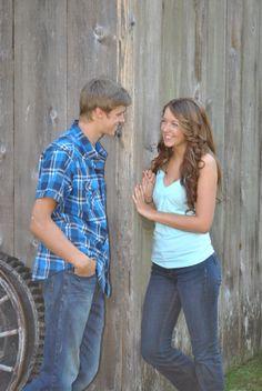 Ryan & Ashtyn ~ Couple Photography ~ 2012