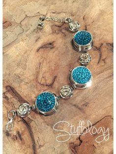 Love this 3 Snap Bracelet at Stuffology!!!
