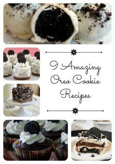 #Oreo Cooke Recipes to indulge in. YUM!