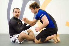 Marcelo Garcia's Tips: How to Improve in BJJ, Gi vs No Gi & Conditioning