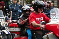 Harley Davidson charity bike rides