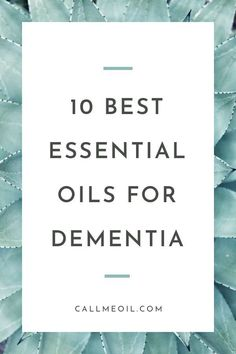 10 best essential oils for dementia, neurological health & memory loss. Improve your memory, focus and alzheimer's with diffuser recipes. Essential Oils For Memory, Diy Essential Oil Diffuser, Essential Oils For Migraines, Organic Essential Oils, Best Essential Oils, Essential Oil Blends, Antibacterial Essential Oils, Aromatherapy Oils, Relaxing Oils