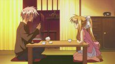 Yukito and Misuzu <3