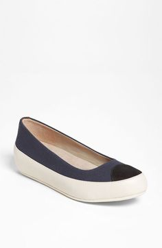 FitFlop 'Due' Canvas Flat | Nordstrom