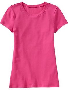 Can buy now: Girls Crew-Neck Tees | Old Navy