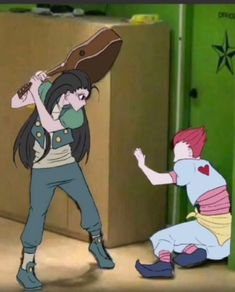 Anime Meme, Funny Anime Pics, Anime Manga, Anime Guys, Anime Art, Hunter X Hunter, Hunter Anime, Hisoka, Haikyuu