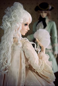 Rococo Nights, Part II (1 of 5) BJD Doll