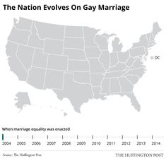 Watch Marriage Equality Go From Minority Issue To Majority Right In Just A Few Years. In my opinion this took too long. I Think Map, Lgbt Rights, Equal Rights, Human Rights, Marriage Law, World History Lessons, Room Of One's Own, Lgbt Community, Gay Pride