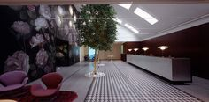 Bisazza Headquarters by Carlo Dal Bianco | Museums