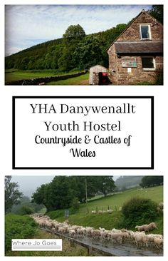 YHA Danywenallt Youth Hostels Wales Brecon Beacons Wales Castles Wales Welsh Castles UK Great Britain Hostels Budget accommodation Family friendly accommodation