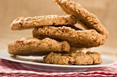 Oatmeal Peanut Butter Cookies | The Dr. Oz Show | Follow this Dr. Oz Recipe board Now and Make it later!