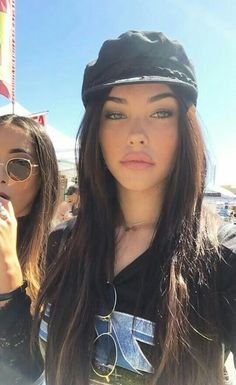 Madison Beer❤ Madison Beer Style, Madison Beer Outfits, Madison Beer Hair, Madison Beer Makeup, Maddison Beer, Poses, Young Models, Photo Instagram, Tumblr Girls