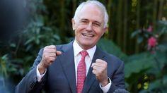 Prime Minister Malcolm Turnbull - Fizza