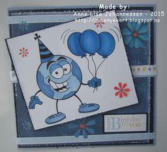Mine Prosjekter: Ballongkort