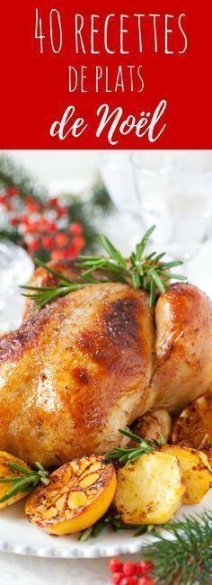 Turkey, guinea fowl, capon: 40 recipes for the Christmas dinner! - Turkey, guinea fowl, capon: 40 recipes for the Christmas dinner! Christmas Dishes, Christmas Desserts, Guinea Fowl, Bon Appetit, Carne, Holiday Recipes, Good Food, Food And Drink, Healthy Recipes