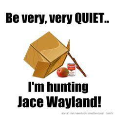 I'm hunting Jace Wayland!