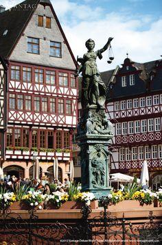 #Frankfurt #travel #rivercruise #germany