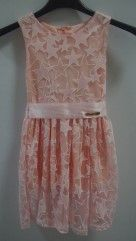 Sukienka dziecięca R5046 MIX 2-12