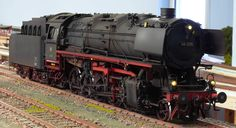 Gebrauchsspuren Steam Engine, Model Trains, Weather, Vehicles, Display Stands, Locomotive, Nice Cars, Model Building, Antique Cars