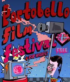 Starting today in the Portobello Film Festival at Acklam Rd. Don't miss out on this FREE festival!   http://www.portobellofilmfestival.com/