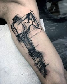 Axe Tattoo