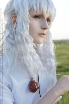 An Griffith cosplay from Beserk by Gesha Petrovichi