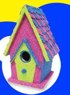 Floam birdhouse!
