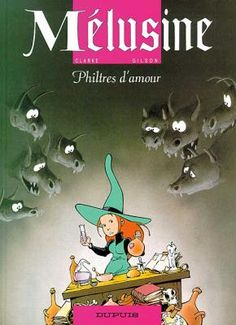 Couverture Mélusine, tome 05 : Philtres d'amour