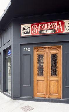 Barbearia paulista tem projeto inspirado em Nova York