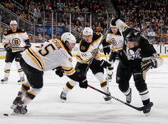 Sidney Crosby March 12 2013 Pittsburgh Penguins vs Boston Bruins