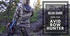 b3f7b2c3401fc Women's Gear Guide for the Avid Bowhunter. Girls With Guns Clothing  Technical Hunting Archery Apparel