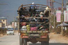 म्यांमार के कोकांग क्षेत्र में संघर्ष जारी