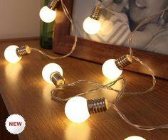 Festoon Bulbs Light String