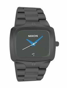 Nixon Rubber Player Watch -My Watch....