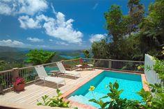 Villa Drakes Lookout   Coral Bay USVI   Destination St John - Rental Homes Villa Rentals and Accommodations