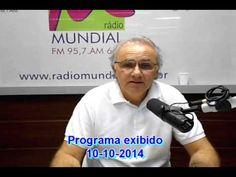 Arte do Equilíbrio - Alcides Melhado Filho - 10-10-2014 - Radio Mundial