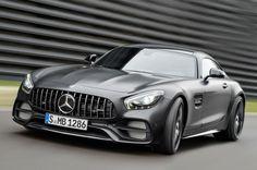 Platz 7: Mercedes-AMG GT