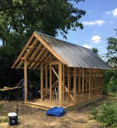 How does an architect that works on expensive and large projects take on small projects? There are no small projects - just ones that take less time than others. Backyard Playground, Backyard Patio, Outdoor Forts, Outdoor Play, Build A Playhouse, Playhouse Kits, Hawaii Homes, Tiny House Plans, Garden Structures
