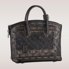 Lockit Transparent Top Handle by Louis Vuitton