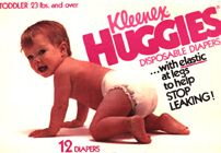 Kleenex Huggies Pvc Hose, Huggies Diapers, Disposable Diapers, Baby Pants, Vintage Pictures, Baby Items, Retro, 1970s, Ads