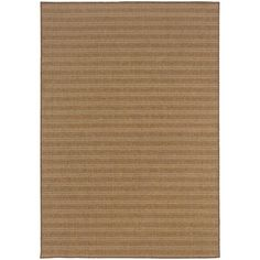 $699.00 Karavia Tan/Light Tan Stripe Area Rug