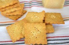 Biscuiti sarati cu parmezan crackers de casa Savori Urbane (1)