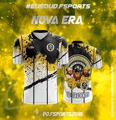Nova Era, Shirt Designs, Style, Sport, Custom Football Shirts, Art, Swag, Outfits