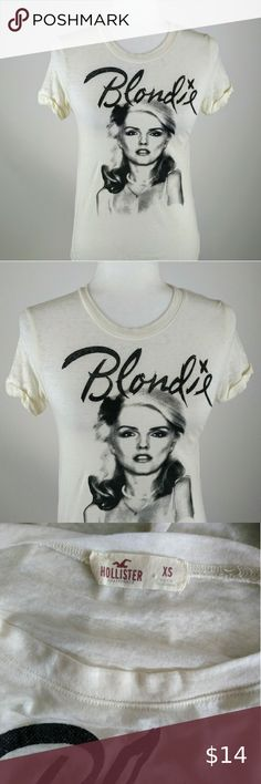 BLONDIE new T SHIRT 80s new wave rock All sizes base ball raglan S M L XL