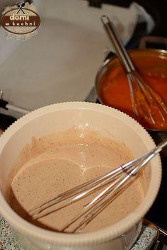 Ciasto pomarańczowo-kawowe | Domi w kuchni Pudding, Custard Pudding, Puddings, Avocado Pudding